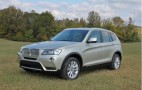2011 BMW X3: First Drive