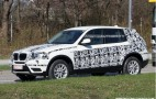 Spy Shots: 2011 BMW X3