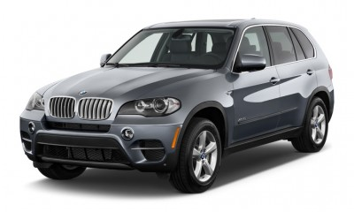 2011 BMW X5 Photos