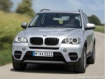 2011 BMW X5 facelift preview rendering