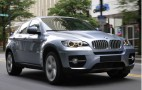 2010 BMW ActiveHybrid X6 Preview