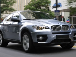 2011 BMW X6 ActiveHybrid