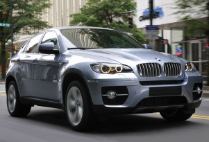 First Drive Of The ActiveHybrid X6, A Plug-In Hybrid Caddy: Today's Car News