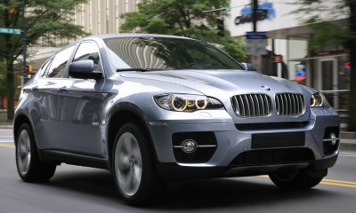 2011 BMW X6 Photos