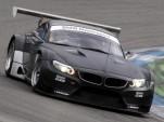 2011 BMW Z4 GT3 race car