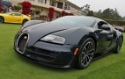 Pebble 2010: Bugatti Veyron Super Sport