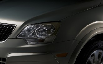 GM Reveals New, Smaller 2011 Buick Crossover (Nee Saturn Vue)