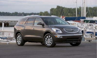 2011 Buick Enclave Photos