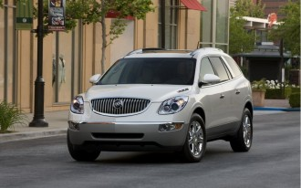 The Stories New (Buick Enclave) Tires Could Tell