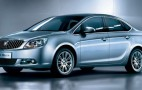 China's Buick Excelle GT Previews New Small Sedan For U.S.