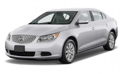 2012 Buick Lacrosse Photos