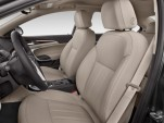 2011 Buick Regal 4-door Sedan CXL RL3 Front Seats