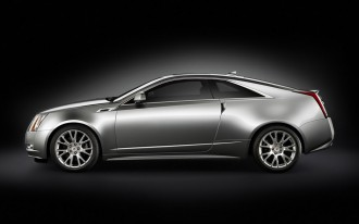 Best Family Luxury Coupes: Cadillac CTS Coupe