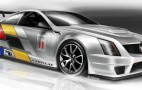 Back On Track: Cadillac CTS-V Returns To Racing
