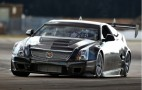 Cadillac CTS-V Coupe Race Car Gets Some Track Time