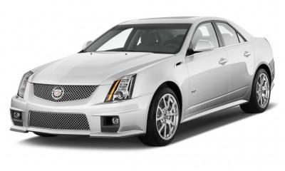 2011 Cadillac CTS Photos