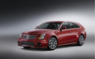 2011 Cadillac CTS-V Wagon Rocks My World