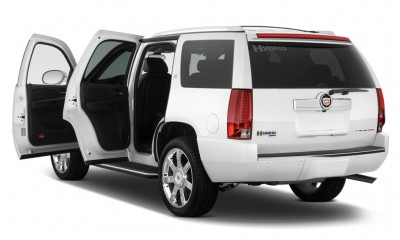 2011 Cadillac Escalade Hybrid Photos