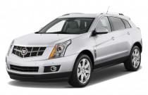 2011 Cadillac SRX FWD 4-door Performance Collection Angular Front Exterior View