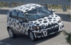 Spy Shots: 2011 Chevrolet Aveo Hatchback