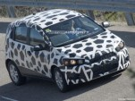 2011 Chevrolet Aveo Hatchback spy shots