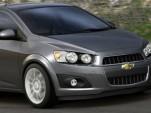 2011 Chevrolet Aveo Sedan leak