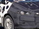 2011 Chevrolet Aveo spy shots
