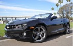 First Drive: 2011 Chevrolet Camaro Convertible