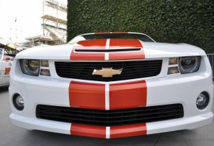 2011 Chevrolet Camaro SS Indianapolis 500 Pace Car