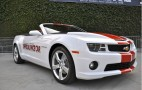 David Beckham Buys 2011 Chevrolet Camaro