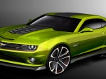 2011 Chevrolet Camaro Hot Wheels Concept