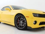2011 Chevrolet Camaro SS Mario Andretti Edition by MagnaFlow