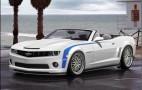 Hennessey Unveils 755 Horsepower Chevrolet Camaro Convertible