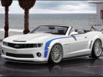 2011 Hennessey HPE700 LS9 Chevrolet Camaro Convertible