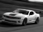 2011 Chevrolet Camaro SSX Track Car Concept