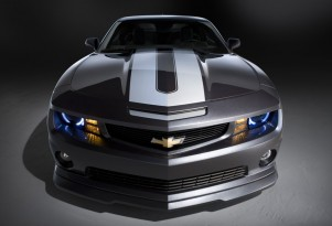2011 Chevrolet Camaro Synergy Series