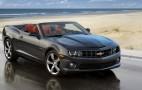 2011 Chevrolet Camaro Convertible Preview