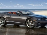 2011 Chevrolet Camaro Convertible 