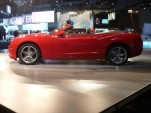 2011 Chevrolet Camaro convertible, at 2010 Los Angeles Auto Show