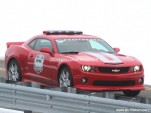 2011 Chevrolet Camaro SS Daytona Pace Car spy shots