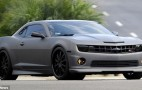 David Beckham Trades Porsche 911 Turbo For Chevrolet Camaro
