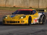 No. 3 Corvette in action at 2010 Petit Le Mans Photo: Anne Proffit