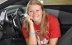 Female High School Student Wins 2011 Chevrolet Camaro For Good Grades
