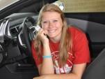 Kenzie Deaton wins 2011 Chevrolet Camaro