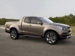 2011 Chevrolet Colorado Show Truck concept