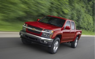 2011 Chevy Colorado, GMC Canyon, GM SUVs: Recall Alert