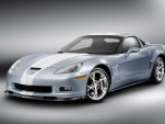 2011 Chevrolet Corvette Carlisle Blue Grand Sport Concept 