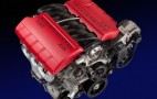 2010 SEMA Preview: Live Chevrolet Corvette ZR1 Engine Build