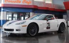 Commemorative Chevrolet Corvette Z06 Headed To Barrett-Jackson Auction