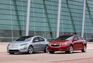 GM Exec Confirms 2014 Chevrolet Cruze Plug-In Hybrid Model